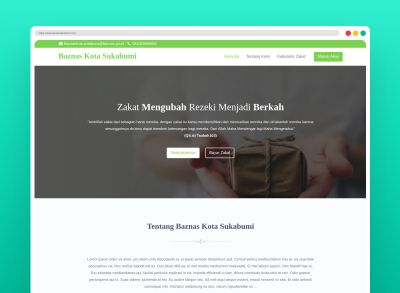 BAZNAS Kota Sukabumi