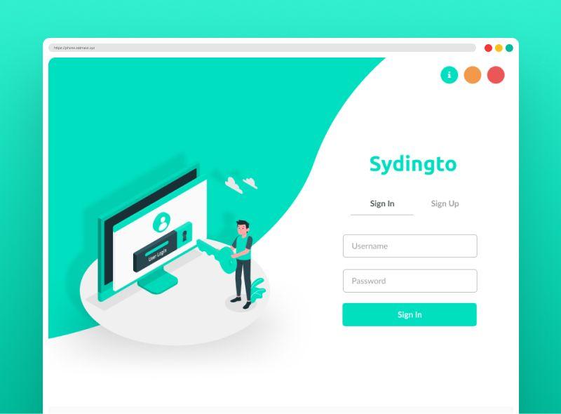 Sydingto | Java Desktop